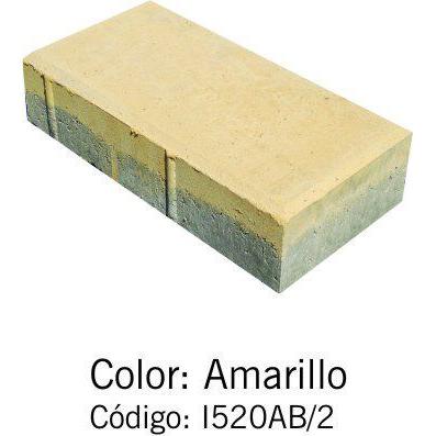 Amarillo Con Cemento Blanco