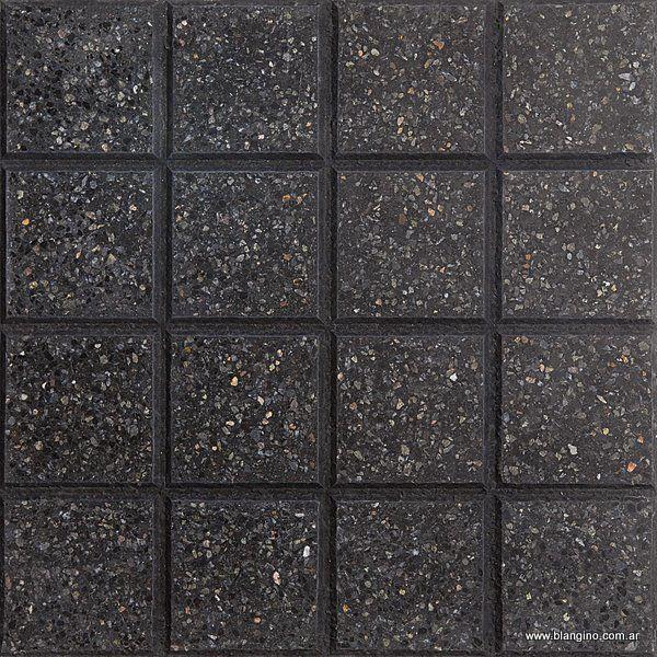 Recto 16p Verde Alpes / Negro (40 x 40)