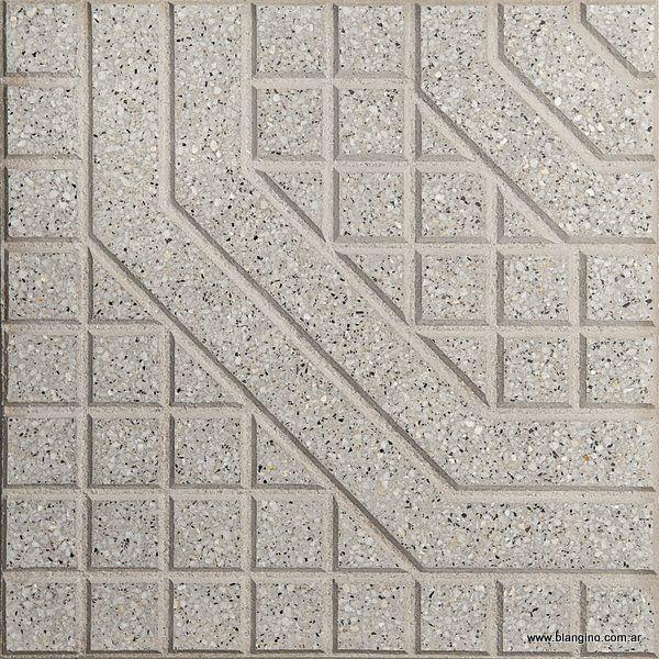 Octogonal Gris Claro (40 x 40)