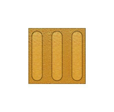Guía 20x20 Amarillo (Con cemento blanco)